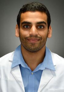 uvmmedicine blogger Sunit Misra '19