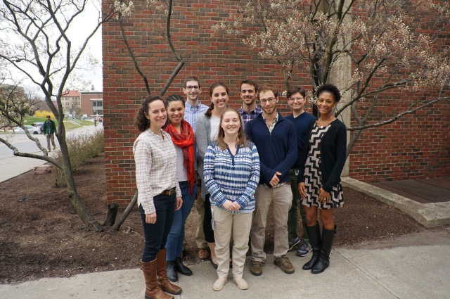 Larner College of Medicine Schweitzer Fellows from the Class of 2019