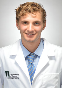 uvmmedicine blogger Jordan Munger '21