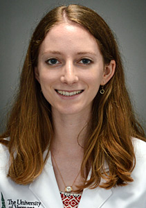 uvmmedicine blogger Katherine Clifford '19