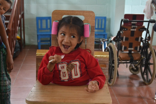 Darlene, a Stand with Me participant in Guatemala