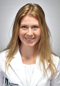 uvmmedicine blogger Hannah Woodruff '21