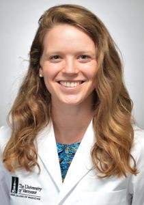 uvmmedicine blogger Laura Nelson '21