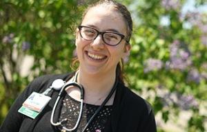 uvmmedicine blogger Jennifer Boccia '20