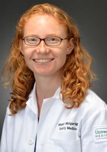 Megan Malgeri, M.D.'12