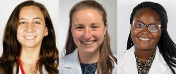 Elise Prehoda, Sheridan Finnie, Mialovena Exume
